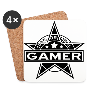 Original Gamer - Coasters (set of 4)