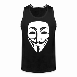 Anonymous - Men's Premium Tank Top