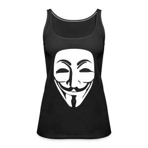 Anonymous - Women's Premium Tank Top