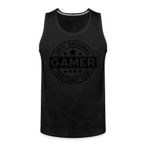 Original Gamer - Men's Premium Tank Top