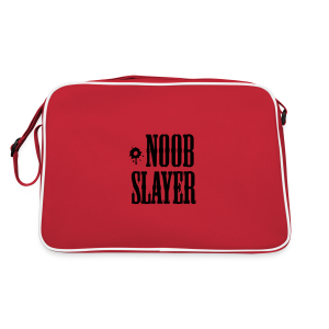 Noob Slayer - Retro Bag