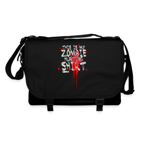 Zombie Shirt - Shoulder Bag