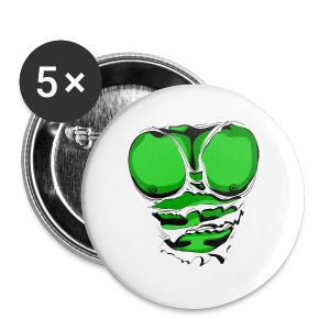 Hulk - Buttons small 25 mm