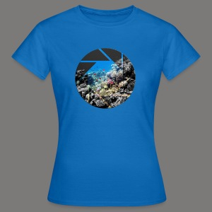 Blende - Frauen T-Shirt