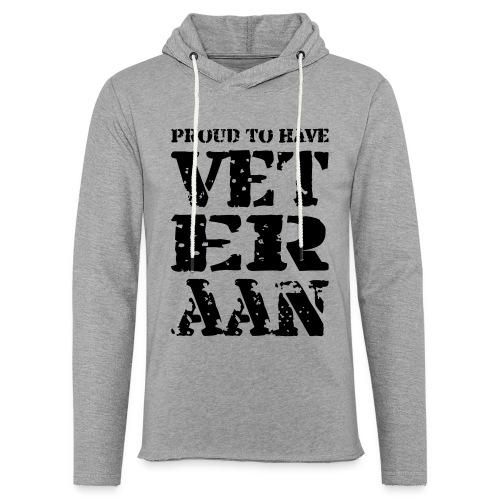 proud to have VET-ER-AAN