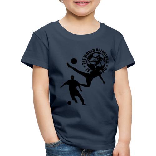 st001019 - Maglietta Premium per bambini