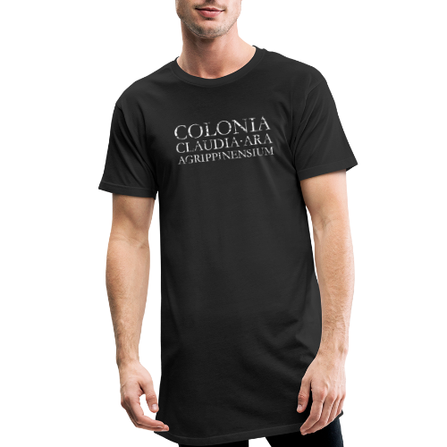 COLONIA CLAUDIA ARA AGRIPPINENSIUM (Vintage Weiß) - Männer Urban Longshirt