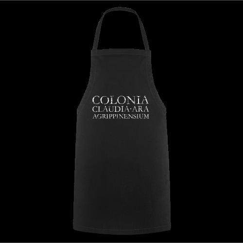 COLONIA CLAUDIA ARA AGRIPPINENSIUM (Vintage Weiß) - Kochschürze