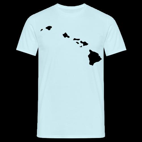 Hawaii Aloha Shirt - Männer T-Shirt