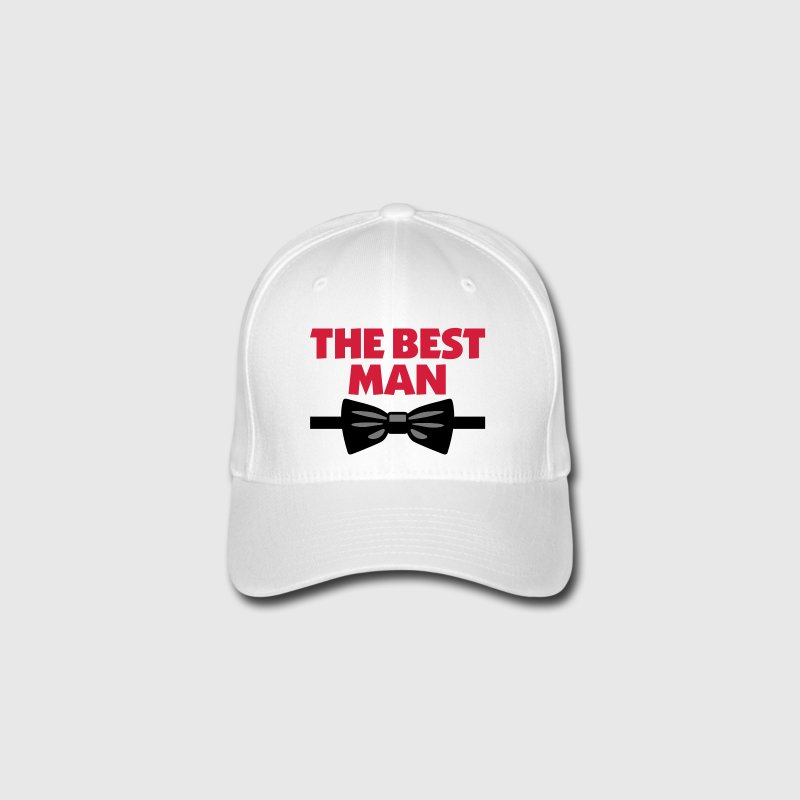 The Best Man Caps & Hats - Flexfit Baseball Cap