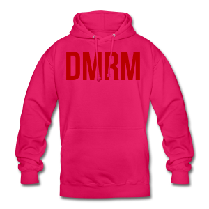 DMRM Large & Text on Back - Unisex Hoodie