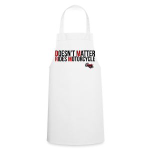 DMRM Coloured First Letters - Cooking Apron