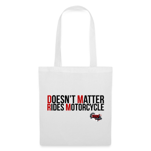 DMRM Coloured First Letters - Tote Bag