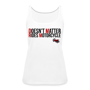 DMRM Coloured First Letters - Women's Premium Tank Top