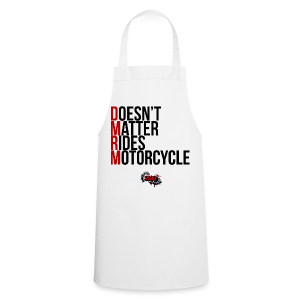 DMRM Vertical - Cooking Apron