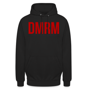DMRM Full White on Back - Unisex Hoodie