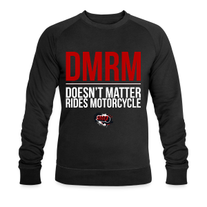 DMRM Full White - Men's Organic Sweatshirt by Stanley & Stella