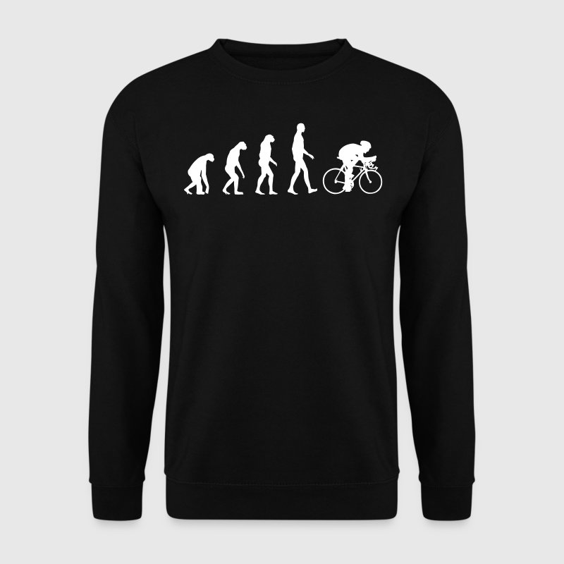 Evolution Bike Sweat-shirts - Sweat-shirt Homme