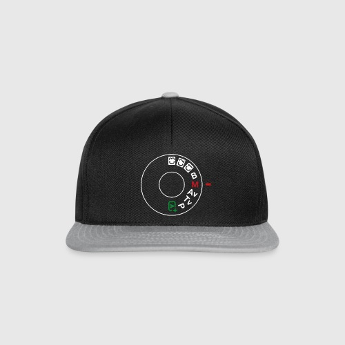 I shoot manual - Canon - Snapback Cap