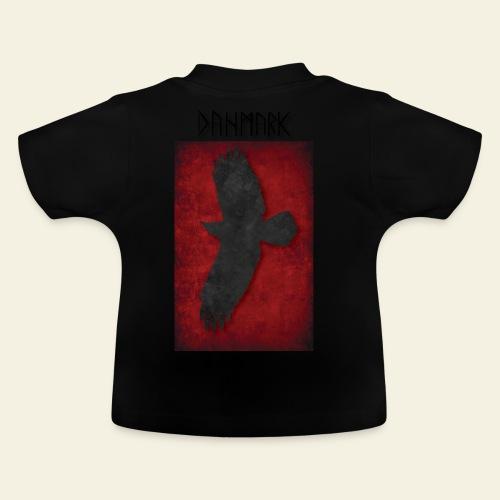 Ravnefanen Danmark  - Baby T-shirt