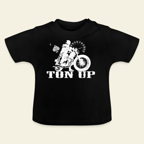 Ton Up white  - Baby T-shirt