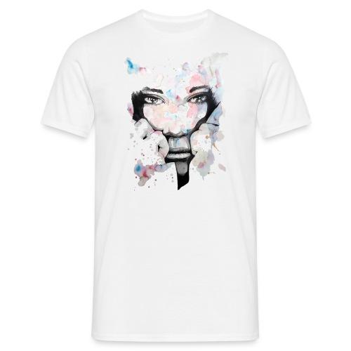 Kori by carographic - Männer T-Shirt