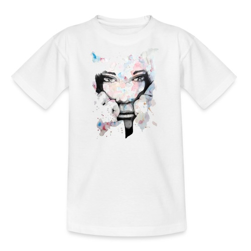 Kori by carographic - Teenager T-Shirt