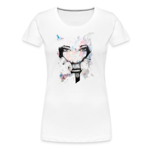 Kori by carographic - Frauen Premium T-Shirt