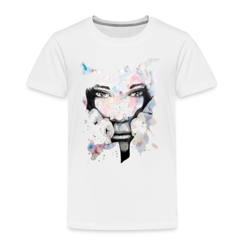 Kori by carographic - Kinder Premium T-Shirt