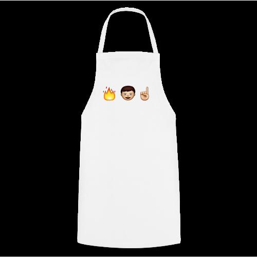 Flamesman1 Emoji (PIGER) - Forklæde