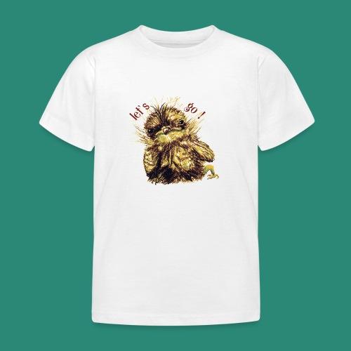 Lets go ,Thermotasse - Kinder T-Shirt