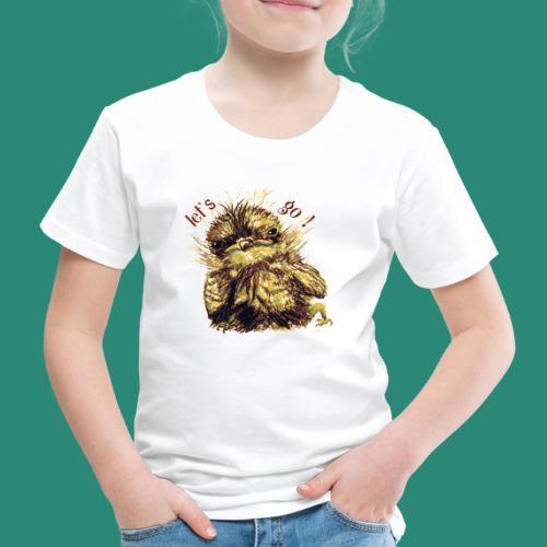 Lets go ,Thermotasse - Kinder Premium T-Shirt