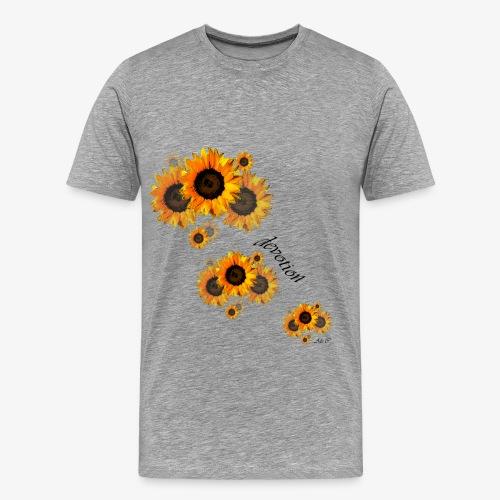 Devotion- Uomo - Maglietta Premium da uomo