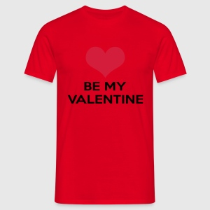 Be My Valentine Tabliers - T-shirt Homme