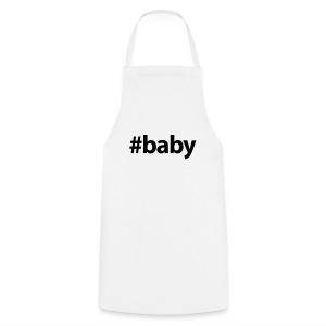 Hashtag Baby - Keukenschort