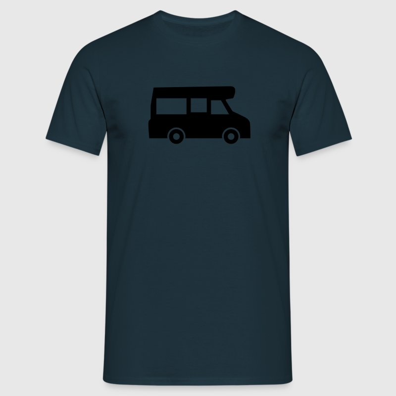 Caravan Logo Design Icon T-Shirts - Men's T-Shirt