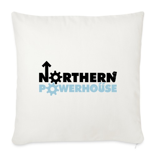 Northern Powerhouse - Mens Hoodie - Sofa pillow cover 44 x 44 cm