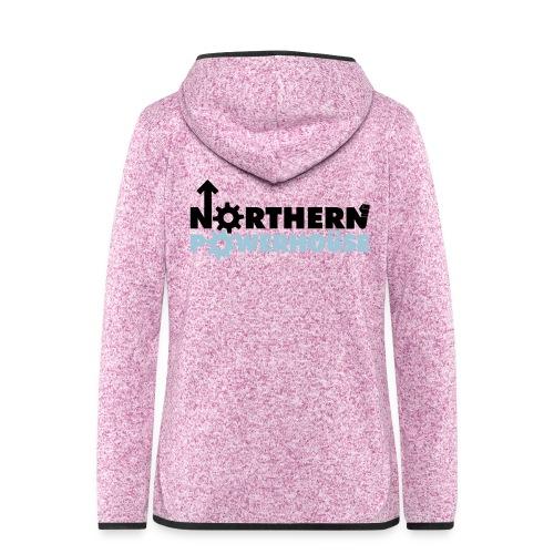 Northern Powerhouse - Mens Hoodie - Women's Hooded Fleece Jacket