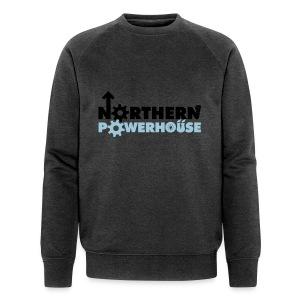 Northern Powerhouse - Mens Hoodie - Men's Organic Sweatshirt by Stanley & Stella