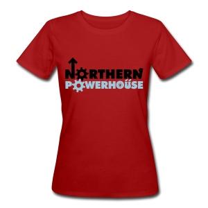 Northern Powerhouse - Mens Hoodie - Women's Organic T-shirt