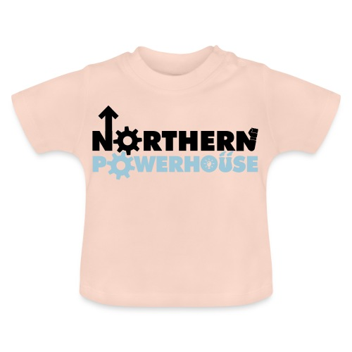 Northern Powerhouse - Mens Hoodie - Baby T-Shirt