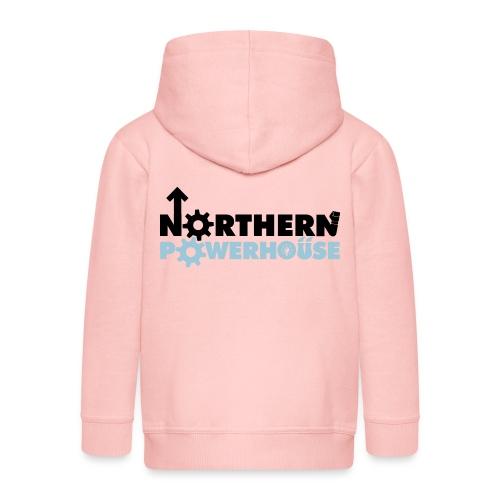 Northern Powerhouse - Mens Hoodie - Kids' Premium Zip Hoodie