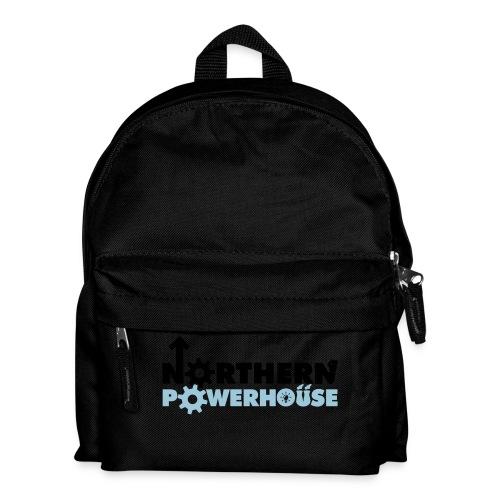 Northern Powerhouse - Mens Hoodie - Kids' Backpack