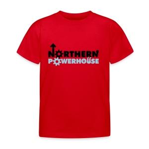 Northern Powerhouse - Mens Hoodie - Kids' T-Shirt
