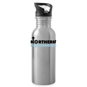 Northern Powerhouse - Mens Hoodie - Water Bottle