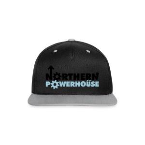 Northern Powerhouse - Mens Hoodie - Contrast Snapback Cap