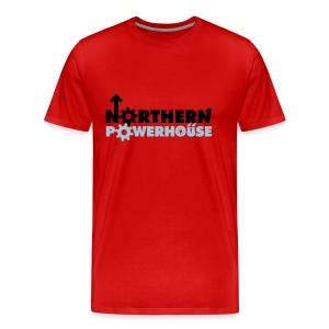 Northern Powerhouse - Mens Hoodie - Men's Premium T-Shirt