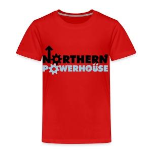 Northern Powerhouse - Mens Hoodie - Kids' Premium T-Shirt