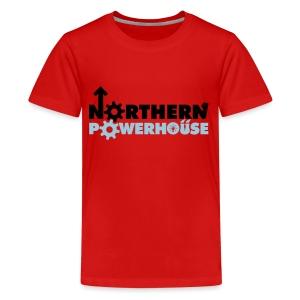 Northern Powerhouse - Mens Hoodie - Teenage Premium T-Shirt