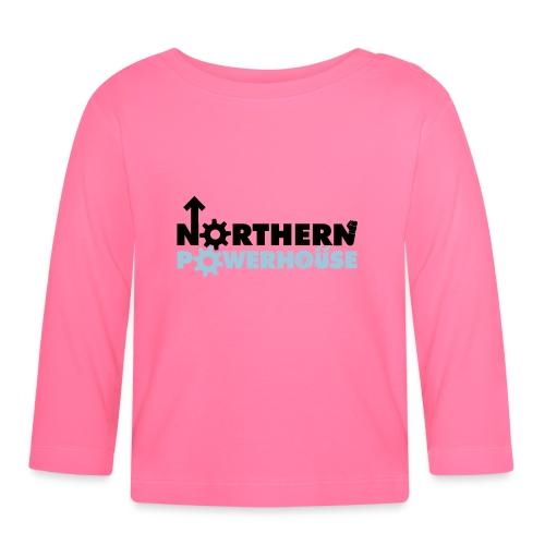 Northern Powerhouse - Mens Hoodie - Baby Long Sleeve T-Shirt
